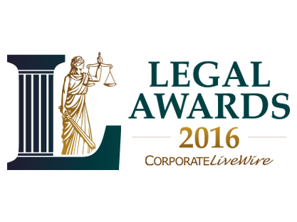 Legal Awards 2016 - 2016